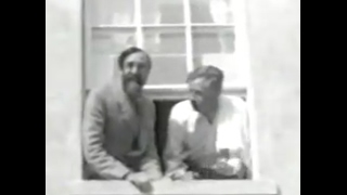 Only Footage of Bloomsbury Group Writer