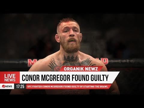 Conor McGregor vs Khabib Nurmagomedov after fight brawl BREAKDOWN
