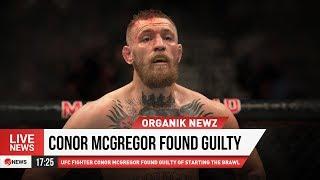 Conor McGregor vs Khabib Nurmagomedov after fight brawl BREAKDOWN