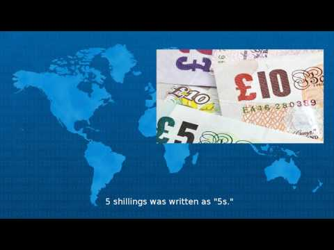 Pound Sterling  - Wiki