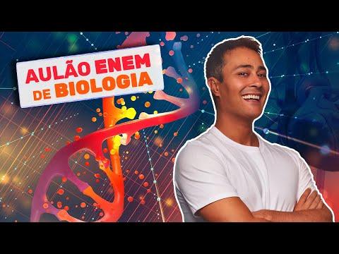 Aulão ENEM 2020 Parte II | Biologia | Prof. Paulo Jubilut