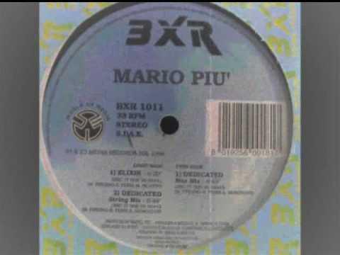Mario Più - Dedicated (1996)