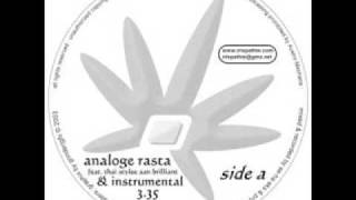 Iriepathie ft. Thai Stylee & Brilliant - Analoge Rasta