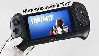"Nintendo Switch ""FAT""... Unboxing Ipega Tomahawk163 - Worst Switch Game Found?"