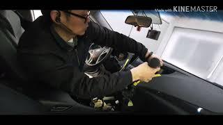 그랜져HG M2C 8000W 센터페시아 탈거 과정 및 …