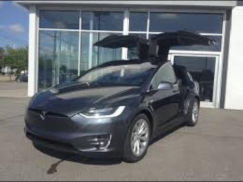 Tesla wash. Dc showroom july 2017 powerwall tire model x model s updates