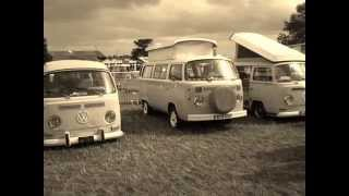 Volkswagen Type 2 T1 and T2 - A tribute