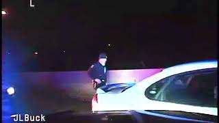 Wrong-Way Driver Stopped by PIT Maneuver