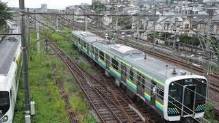 2020.9 中央本線9532M E131系 R01編成 性能確認試運転