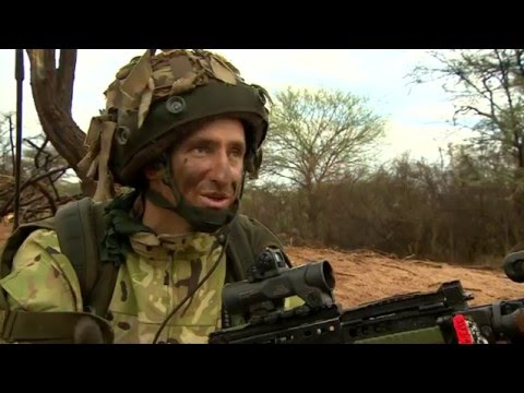 UK Army Signs Training Deal With Kenya
