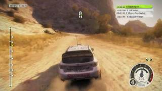 DIRT 2 PC  GAMEPLAY - FULL GAME EN ESPAÑOL - SUBARU IMRPRESA 2009 - RALLY DE CHINA