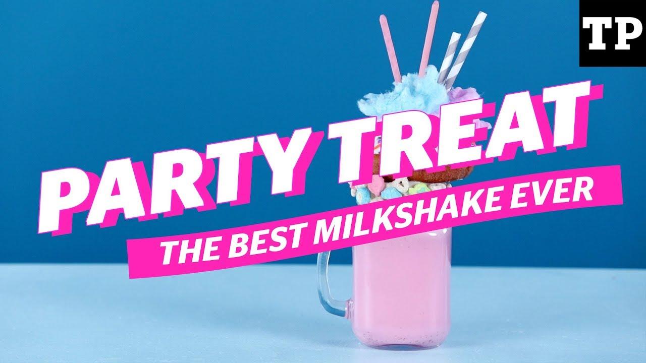 How to make the best milkshake ever | Eats + Treats - YouTube
