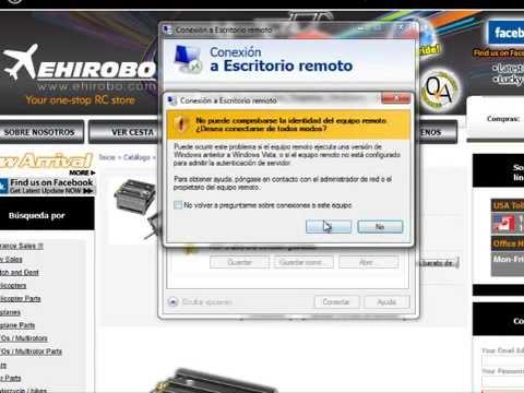 configurar impresoras en un servidor remoto o escritorio