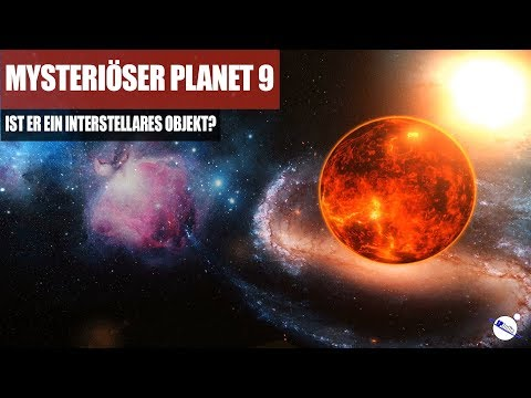 Mysteriöser Planet 9 - Ist er ein interstellares Objekt - Rogue Planet?