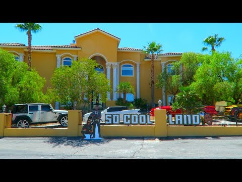 MEGA MANSION TOUR ( SO COOL LAND )