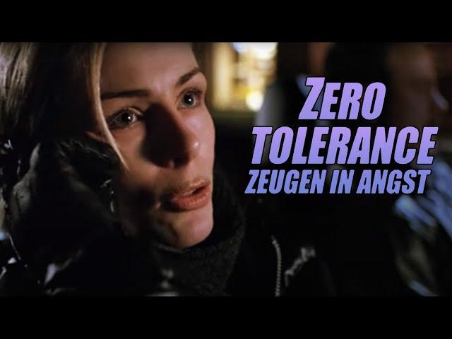 Zero Tolerance – Zeugen in Angst (Johan Falk Trilogie 1 | Action Thriller in voller Länge anschauen)