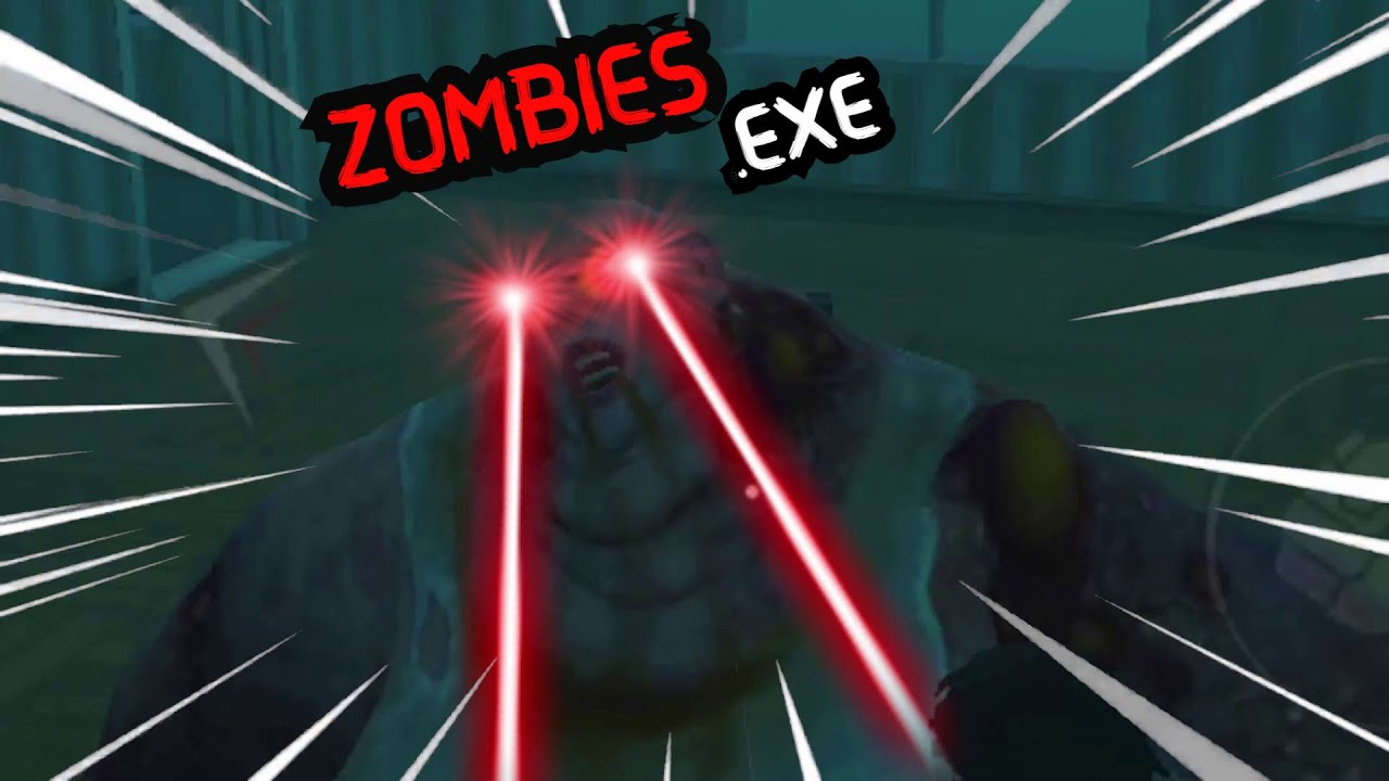 PUBG MOBILE ZOMBIES.EXE.APK  #Smartphone #Android
