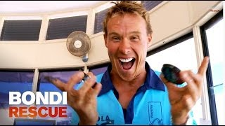Epic Boot Polish Prank on Gonzo | Bondi Rescue S9