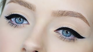 How To Do Winged Eyeliner Perfectly | Easy Tips & Tricks