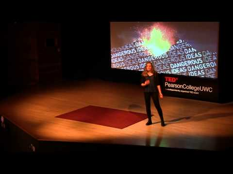 We don't serve your kind of people | Hanne Dahl Vonen | TEDxPearsonCollegeUWC
