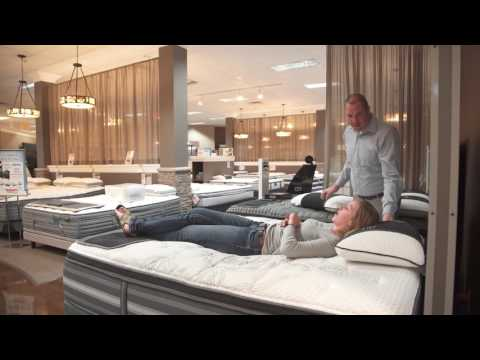 Tempur-Pedic Mattresses @ Boulevard Home Furnishings