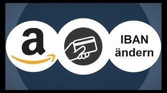 Bei AMAZON die KONTONUMMER ändern - schnell und einfach || BEZAHLEN.NET