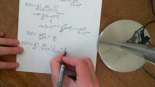 Mean and Variance of Gamma Distribution Part 2