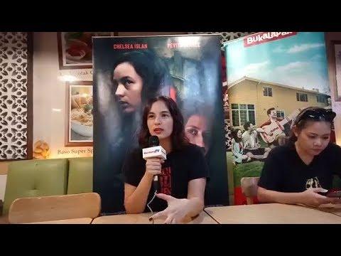 Debut Film Horor, Chelsea Islan Merasa Sulit Syuting Film Sebelum Iblis Menjemput