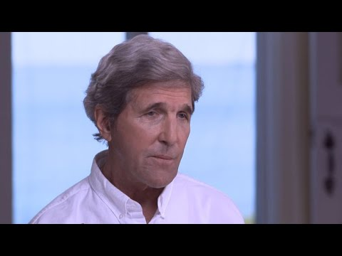 Preview: John Kerry on a possible 2020 White House run