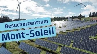 Erlebe Wind- & Sonnenenergie @Mont-Soleil! | Erneuerbare Energie | BKW