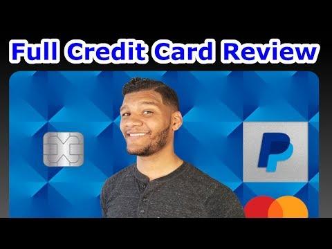 Credit Card Review: PayPal Cashback Mastercard