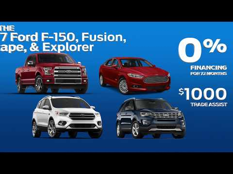 July Specials at Germain Ford of Columbus
