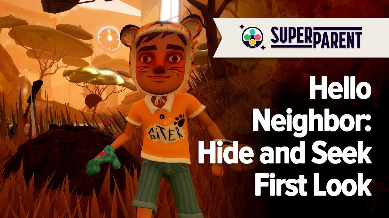 Hello Neighbor: Hide and Seek: A SuperParent First Look | SuperParent
