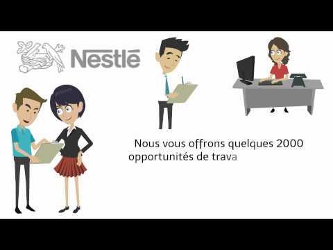 Nestlé en Suisse - Nestlé needs YOUth