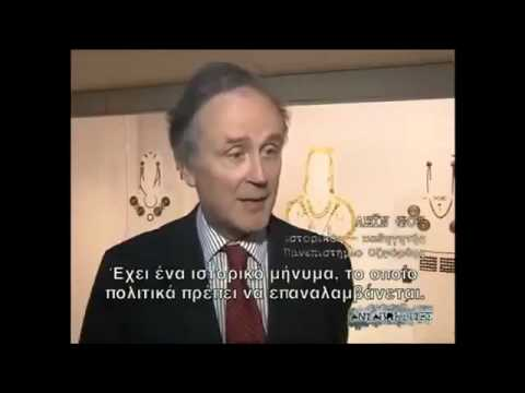 (Ancient Historian) Robin Lane Fox on Macedonia