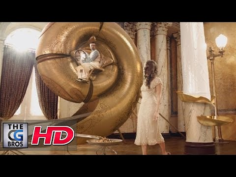 """CGI VFX Spot : """"The One"""" - by Ignyte"""
