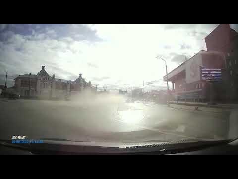 погоня по центру томска