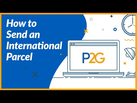 How To Send An International Parcel