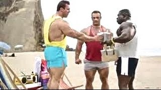 Top Funny Bodybuilding Commercials | Kali Muscle