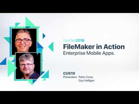 FileMaker In Action  Enterprise Mobile Apps [CUS 10]