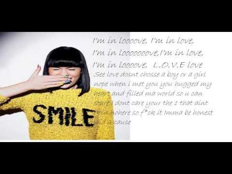 L.O.V.E Jessie J Lyrics+Music Video