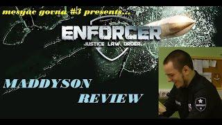 Мэддисон, обзор на новинку steam - Police Enforcer