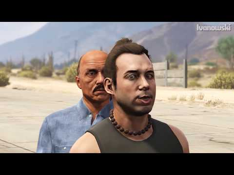 GTA 5 - Can You Shoot Someone Through Wood, Steel,..etc?