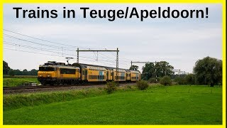 Trains in Teuge/Apeldoorn (NL)!/Treinen in Teuge/Apeldoorn (NL)!