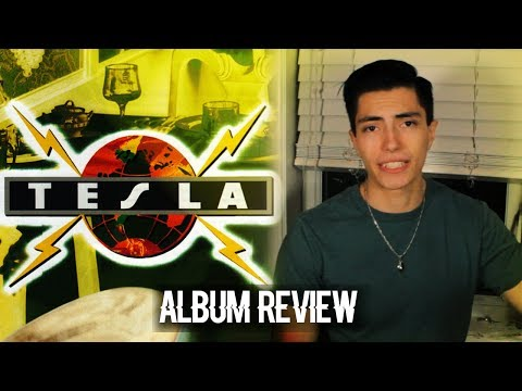 "Tesla - ""Psychotic Supper"" (Album Review) 