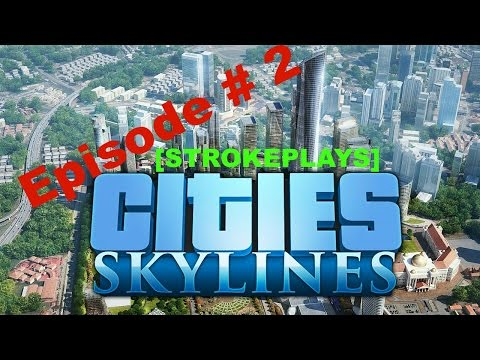 Cities Skylines ( Building Industry Park) [STROKEPLAYS]