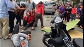 Rạng sáng 13/8 xe cẩu đâm nữ sinh tử vong khi trên đường đi học về
