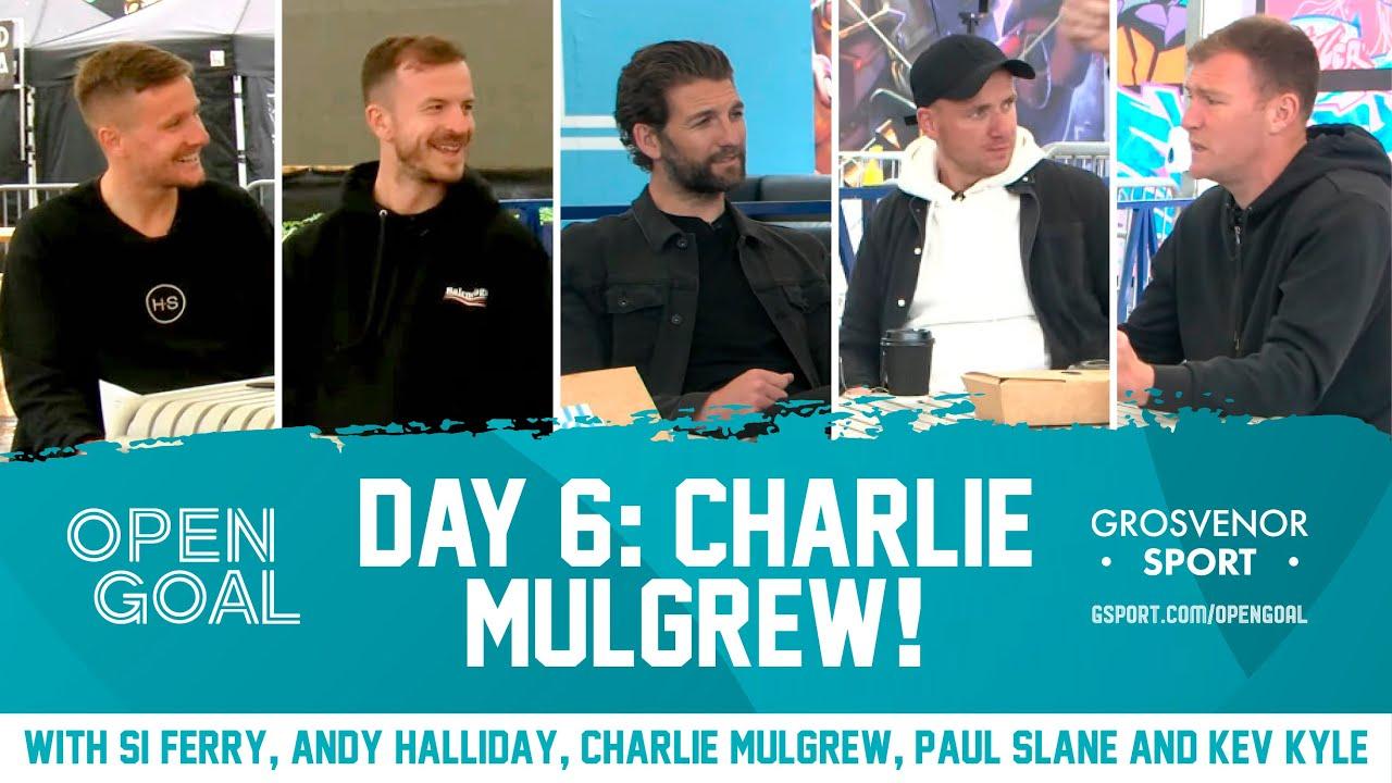 CHARLIE MULGREW | DAY 6 Euros Podcast