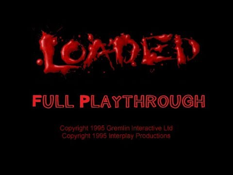 Loaded PS1 Full Playthrough - This Game Has Awesome Music