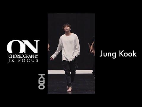 [ JK ] VERTICAL EDIT 방탄소년단 정국 'ON' 안무영상 Dance Practice